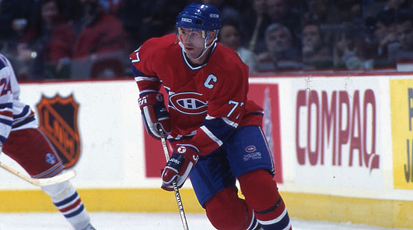 Where are they now - Pierre Turgeon