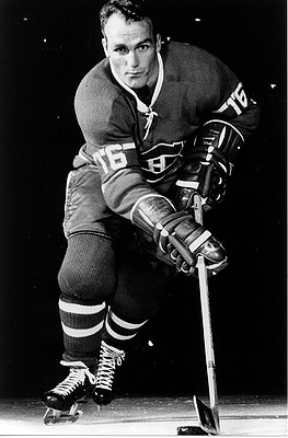 maurice richard biography