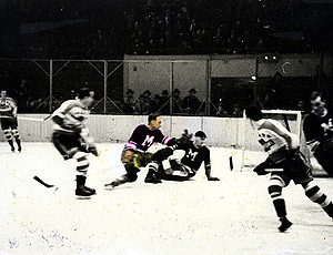 Montreal Maroons Canadiens Rivalry Notable Moments Stats And More Historical Website Of The Montreal Canadiens