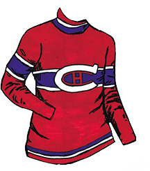 reputable site e8a32 49481 Jerseys & logos - 1909-1946   Historical Website of the ...